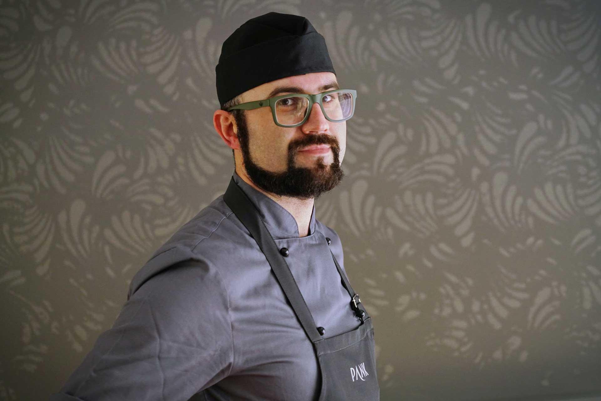 Chef Ivan Accorsi